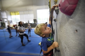 SUMMER CAMPS and Kids Love to Climb (KLTC) 2021 - Registration is OPEN from July 5 - Sept. 3rd